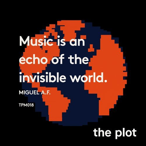 Music is an echo of the invisible world